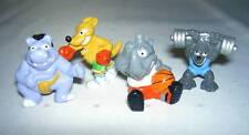 4 Figuren  Meistermarken  2004 FUNNY FAMILY SPORT