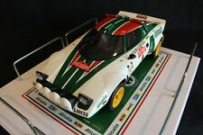 QSP Diorama 1:12 / 1:18 Alitalia Lancia World Rally Team Service