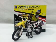 Miniatura 1 12 modello Motocross Suzuki Rm-z450 Roczen Nr. 94 MX Enduro