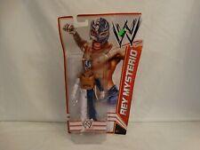 WWE Rey Mysterio Figure Blue & White Pants BNIP 2012 X7223 Mattel