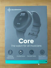 More details for soundbrenner core 4 in 1 musicians smartwatch tuner & more - co-creator special