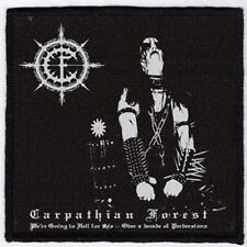 CARPATHIAN FOREST PATCH / SPEED-THRASH-BLACK-DEATH METAL