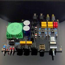 1pcs E-600 Fully Balanced headphone Amp Dual Core Low Distortion amp kit