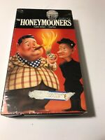 The Honeymooners - The Classic 39: Vol. 1 VHS Video  Movie funny money trapped