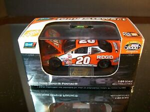 Tony Stewart #20 Home Depot Ridgid Rookie 2000 Pontiac Grand Prix 13,176 Revell