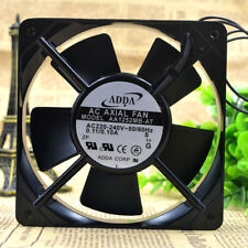 ADDA AA1252MB-AT Cooling Fan AC 220 0.11A 120mm x 120mm x 25mm