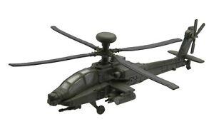 Corgi Apache Helicopter Model Toy CS90623