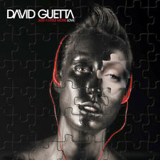 David Guetta ‎CD Just A Little More Love - Europe (M/M)