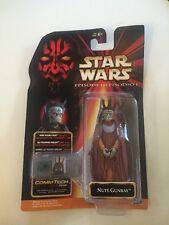 1999 Hasbro Star Wars Episode 1 Mute Gunray Figurine
