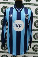 Maglia calcio LECCO MATCH WORN shirt trikot maillot jersey camiseta