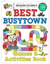 Richard Scarrys Best Busytown Games & Activity Bo