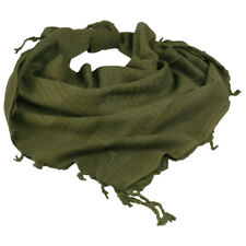 Mil-tec Écharpe Shemagh Foulard - Armée Tactique Keffiyeh Vert Olive 39067188413