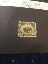 U.S. Stamp 1922/30 Cent/#569/ MH- Very Nice