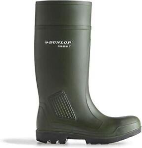 Dunlop Purofort Wellington Boots, Sizes UK 11, Free P&P, Antistatic,