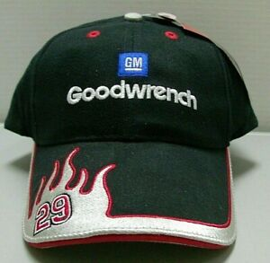 Kevin Harvick #29  GM Goodwrench Flame Hat