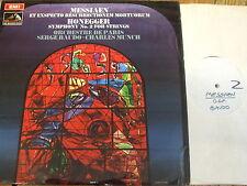 ASD 2467 Honegger / Messiaen / Munch / Baudo TEST PRESSINGS