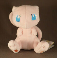 Authentic Japan Sanei All Star Collection Mew Pokemon Plush Soft Toy MWT