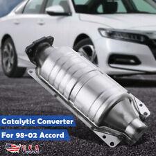 Catalytic Converter Car Exhaust System Fits1998-2002 Honda Accord 2.3L 2254Cc l4