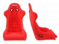 Racing Seat BIMARCO COBRA II RED VELOUR - CHEAP AND FAST DELIVERY