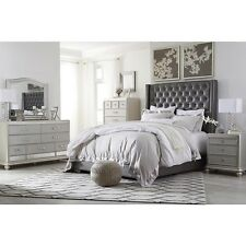 Gray Bedroom Furniture Sets with 4 Items in Set for sale | eBay