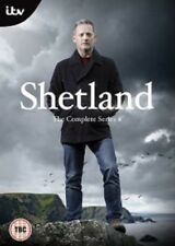 Shetland Season 4 Series Four Fourth (Douglas Henshall) New DVD Box Set R4