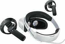 Dell VR118 Visor VR Headset with Controllers - White