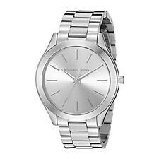 4e85160d3d Michael Kors Women's Runway Silver-Tone Watch MK3178