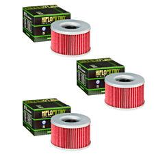 Hiflofiltro Hf111 Oil Filter 3 Pack Honda Trx400 Trx500 Trx650 Trx680 Sxs700