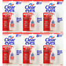 6 PACK  CLEAR EYES  DROPS REDNESS RELIEF 0.2 OZ.6 ML EXP (2021)UP TO 12 HOURS