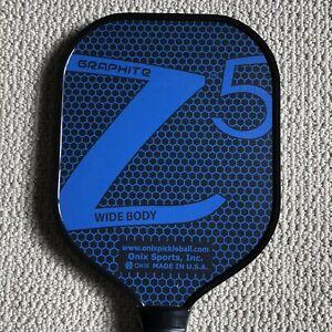 Onix Graphite Z5 Mod Blue-Used Very Good