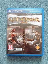 Sony Playstation PS Vita God Of War Collection Jeu Vidéo