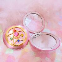 Cosplay Sailor Moon Tsukino Usagi Mirror Girl Portable Makeup Mirror Girl Gift