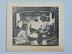 Vtg. Greetings frm The American Group Newark H Armstrong Roberts Photo Card 7289