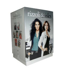 Rizzoli & Isles:The Complete Series Seasons 1-7 Box Set(DVD, 24-Disc)NEW BRAND