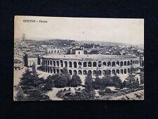 A183 1927 Verona Arena  formato piccolo viaggiata