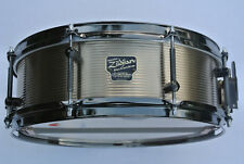 NEW OLD STOCK! 1623-2003 ZILDJIAN 380th ANNIVERSARY NOBLE & COOLEY SNARE DRUM!