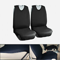 Universal Car Single Front Seat Cover Protector T-shirt Washable & Breathable