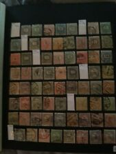Hungary Used Stamps 1881-1954 in stockbook #96