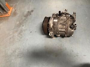 03-06 PORSCHE CAYENNE AC compressor air conditioning cooling A/C 7SEU16C