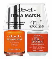 ibd It's A Match Advanced Wear Duo Just Gel & Polish Infinitely Curious 65334-