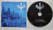 EMINENZ – Anti-Genesis  PROMO CD  Last Episode – LEP 023  * 1998