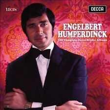 ENGELBERT HUMPERDINCK (VOCAL) - THE COMPLETE DECCA STUDIO ALBUMS NEW CD
