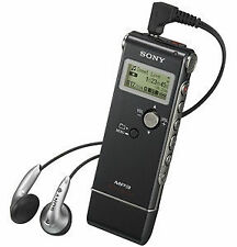 Sony Dictaphones & Stenography with Voice Active System