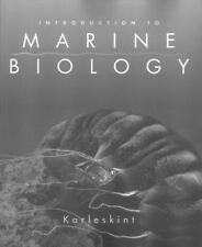 Introduction to Marine Biology - Acceptable - Karleskint, George - Paperback