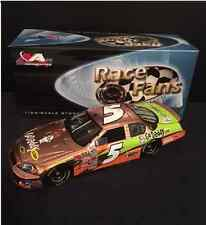 NASCAR DALE EARNHARDT JR # 5 GODADDY . COM COPPER FINISH 1/24  CAR