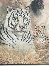 Dimensions Gold Collection Counted Cross Stitch Kit Eyes in the Wild 35052