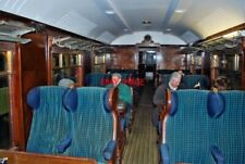 PHOTO  INTERIOR OF 3RD CLASS SR/PULLMAN DMPBT NOS288S CAR NO 88 BUILT IN 1932 OF