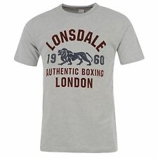 Lonsdale Men's Casual Shirts and Tops