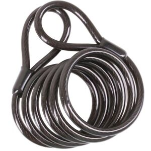 Motorbike Bike Lock Duty Safety Steel Coil Spring Security Cable Code Lock UK