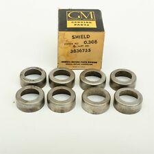 55-79 Chevy Corvette Camaro Chevelle..LOT [8] Valve Stem Oil Shields 3836755 NOS